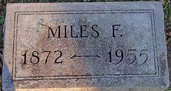 Miles Fowler Hooper
