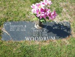 Harrison Billy Woodrum