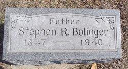 Stephen R Bolinger