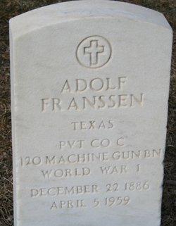 Adolph Franssen