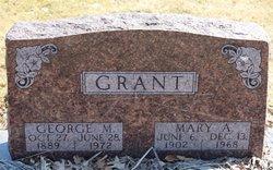 George M Grant