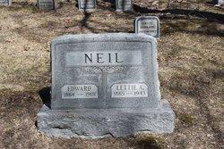 Lettie A <i>Park</i> Neil
