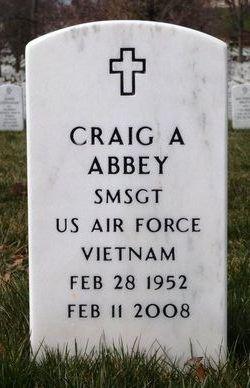 Sgt Craig A Abbey