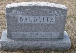 Burnell F. Baublitz
