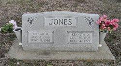 Kenneth D Jones