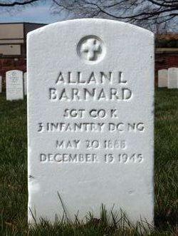 Allan L Barnard