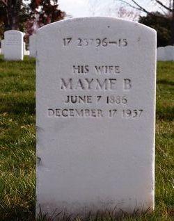 Mayme B Barnard