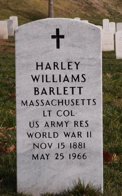 Harley Williams Barlett
