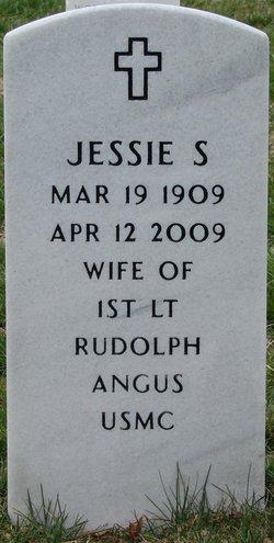 Jessie <i>Stamper</i> Angus