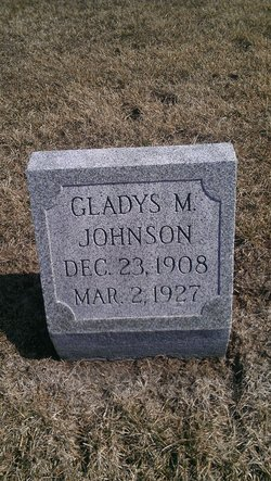 Gladys Mildred Johnson