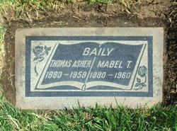 Thomas A. Baily