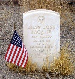 Juan Jose Baca, Jr