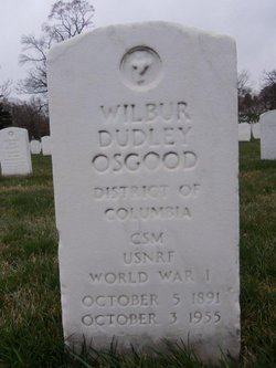 Wilbur Dudley Osgood