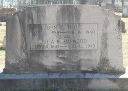 Julia E <i>Harwood</i> Heilig