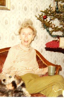 Mary Beaton <i>Jenkins</i> Henderson