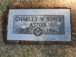 Charles W Chick Aston