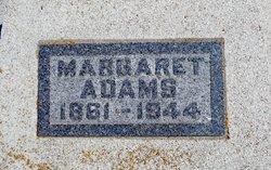 Margaret McLeish <i>Ewing</i> Adams