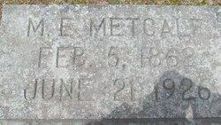 Melvin Emerson Metcalf