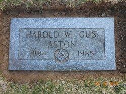 Harold William Aston
