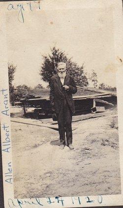 Allen Albert Arant