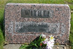 Margaretha <i>Rutschman</i> Withee