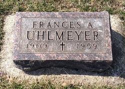 Frances Angeline Uhlmeyer