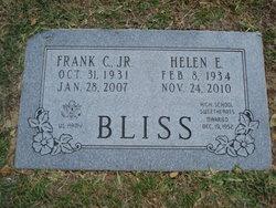 Helen Ruth <i>Eddins</i> Bliss