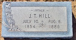 John Thomas Tom Hill