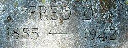 Frederick Douglas Ackley
