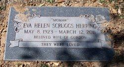 Eva Helen <i>Scruggs</i> Herring