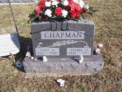 Zelma G Chapman