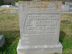 Broughton B. Boston