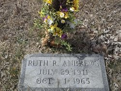 Ruth <i>Russell</i> Andrews