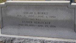 Edgar Leroy Burris