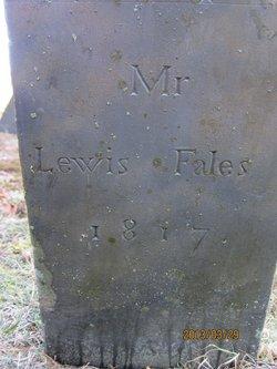 Lewis Fales