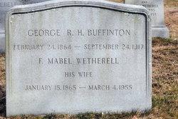 George R H Buffinton