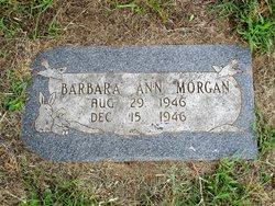 Barbara Ann Morgan