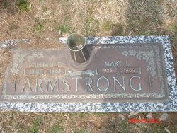 Mary Louise <i>Carpenter</i> Armstrong