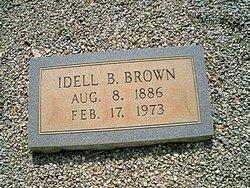 Idell <i>Brooks</i> Brown