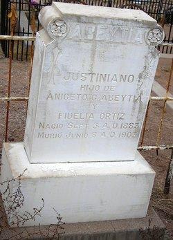 Justiniano Abeytia