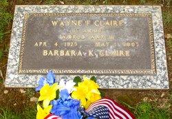 Wayne F. Claire
