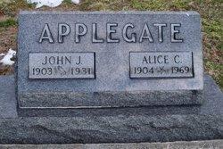 John J Applegate