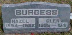 Hazel Burgess