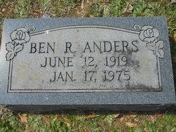 Ben R Anders