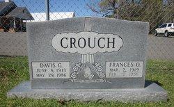 Mary Frances <i>Oliver</i> Crouch