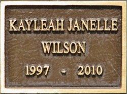 Kayleah Janelle Wilson