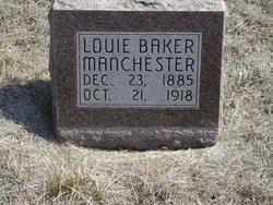 Louie Baker Manchester