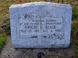 Dwight E. Black