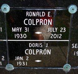Ronald Edwin Colpron