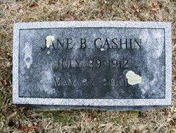 Jane Bliss <i>Prince</i> Cashin